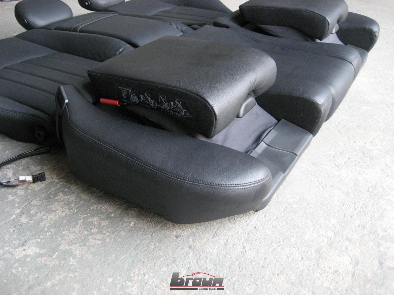 r cksitzbank kindersitz mercedes e klasse w211 s211 t modell kombi innenausstattung sitze. Black Bedroom Furniture Sets. Home Design Ideas